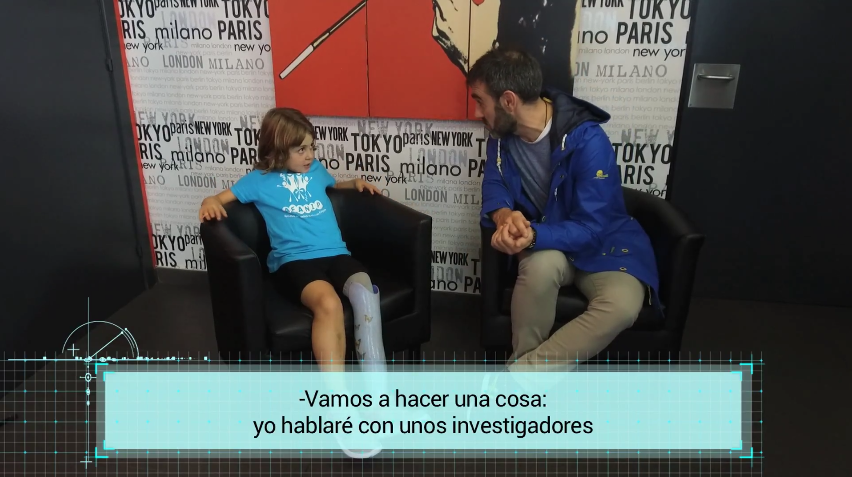 Entrevista a Ane Urrutia